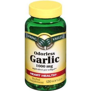garlic pill